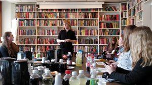 Nanna Nørh fortæller om en redaktørs arbejde i forbindelse med bogudgivelsesprocessen
