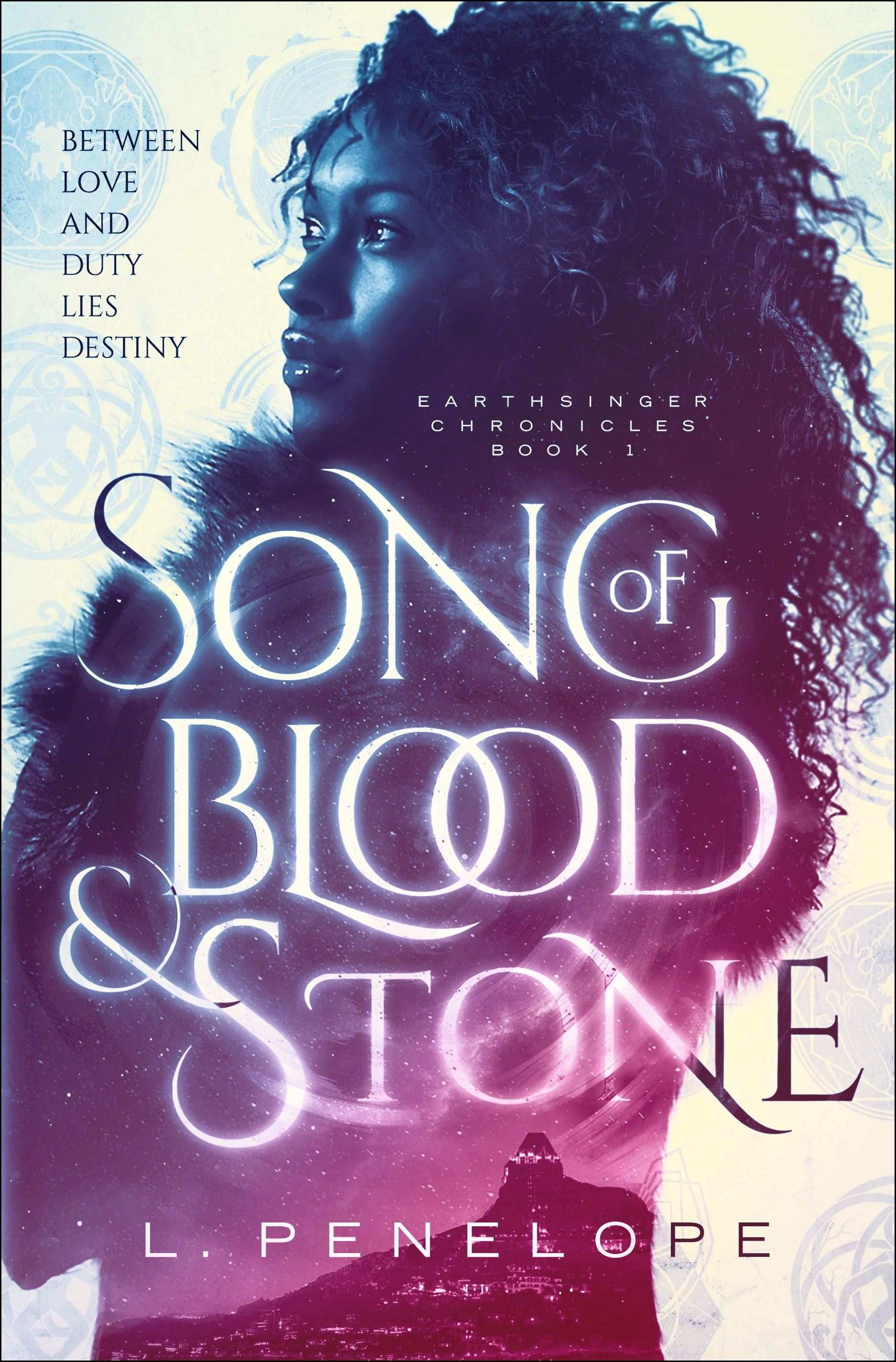 The cover of Song of Blood and Stone