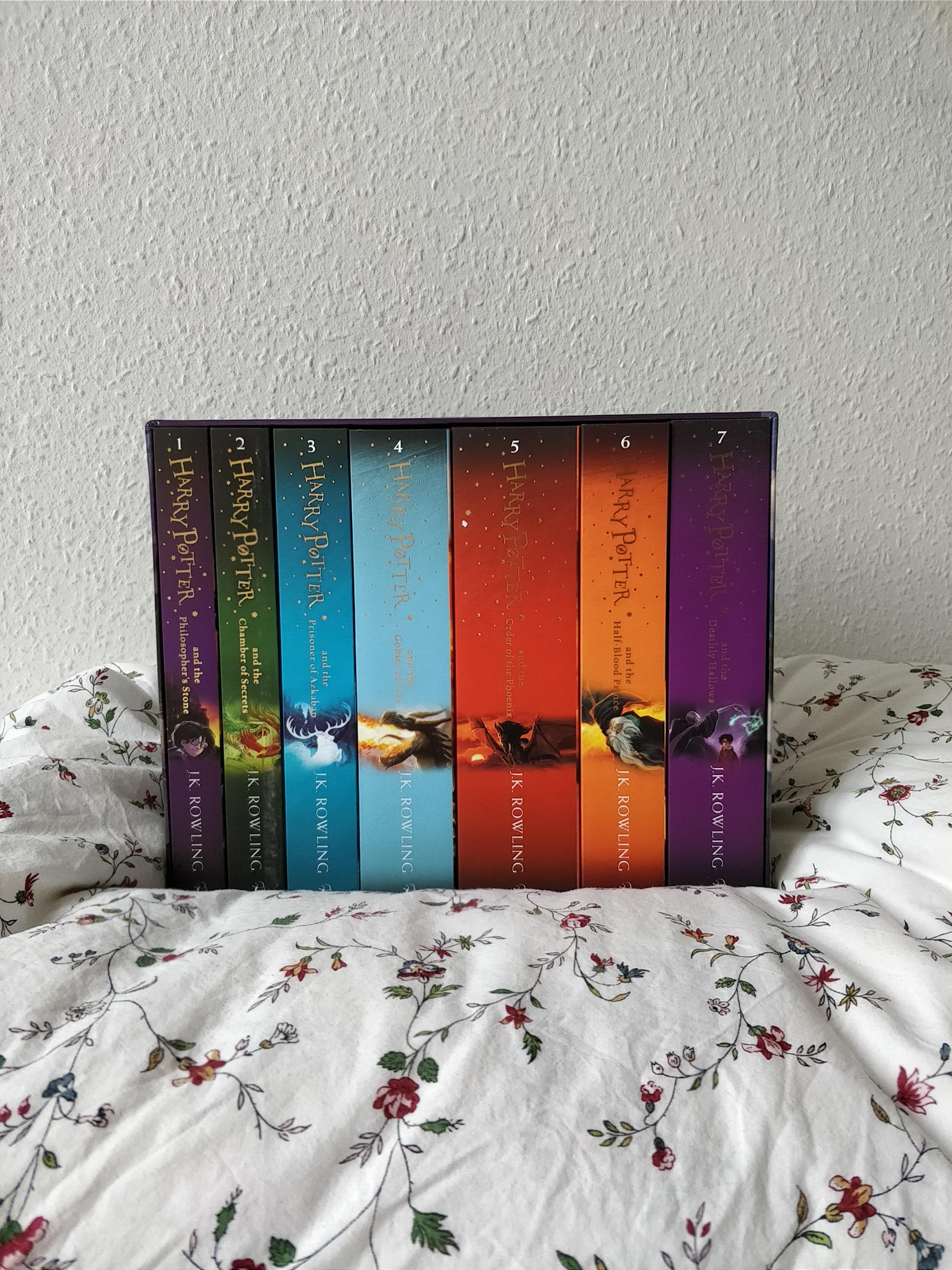 Harry Potter-serien som bokssæt